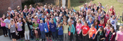 The Robettes 2016 MS STEM Day